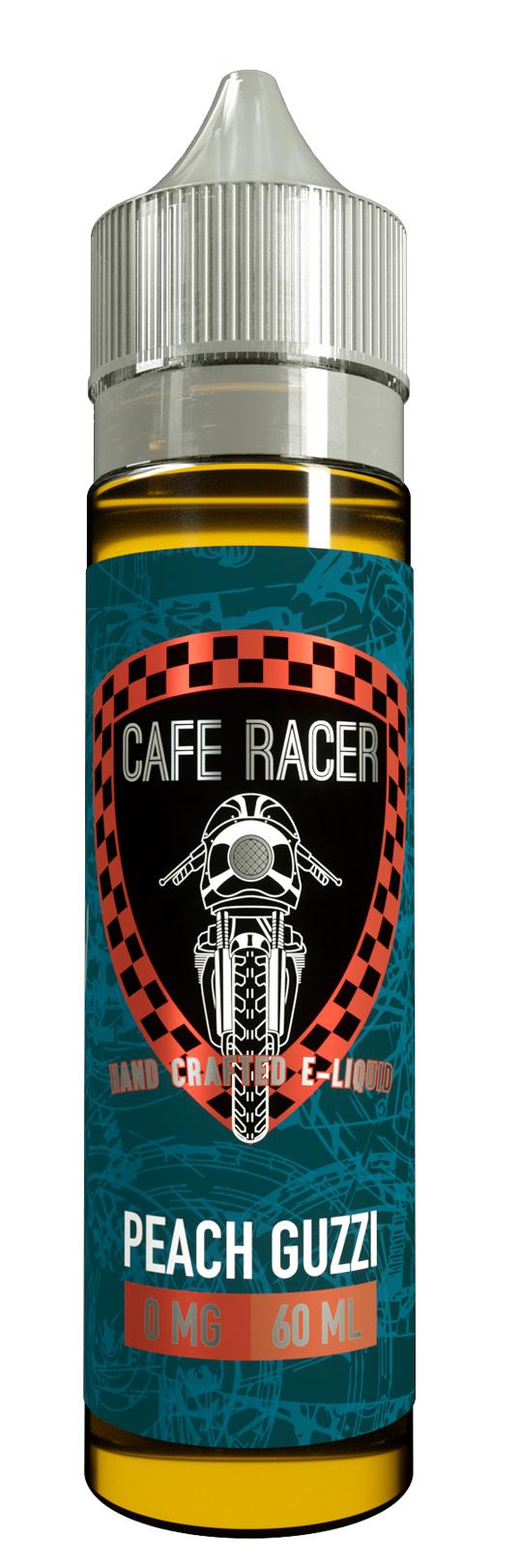 Líquido Peach Guzzi - Cafe Racer