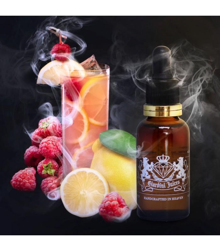 Líquido Pink Lemonade (Frutas Vermelhas - Limão Sciciliano - Cítricas) Giardini Juices
