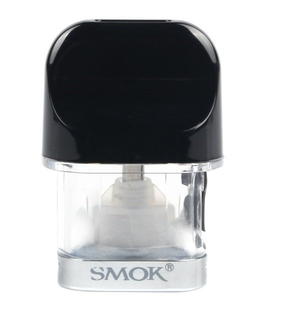 Pod (Cartucho) p/ Reposição - Novo Pod - Smok®