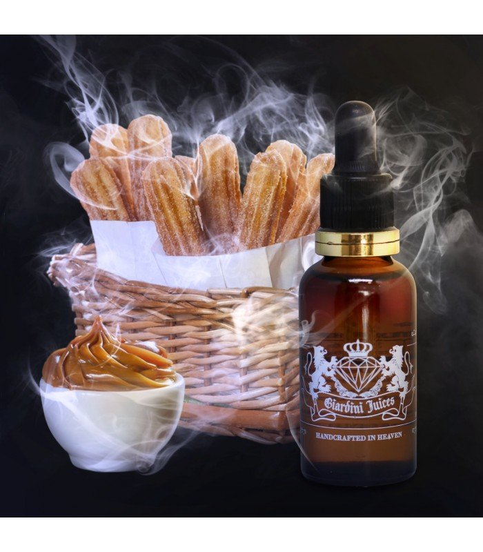 Líquido Sweet Churros (Churros com canela) - Giardini Juices - 30ml