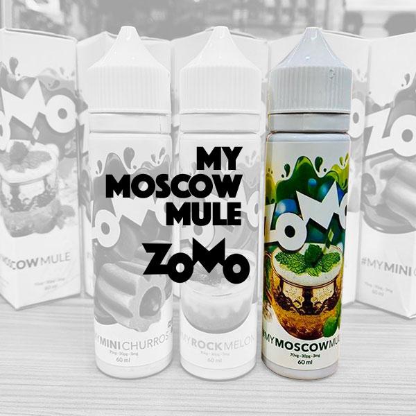 Líquido ZOMO - My Moscow Mule
