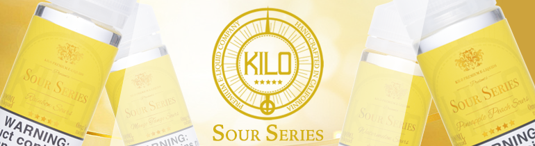 Líquido KILO - Sour Séries - Blue Raspberry Sours
