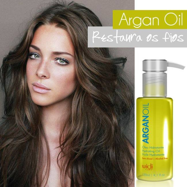 Widi Care Argan Oil Finalizador