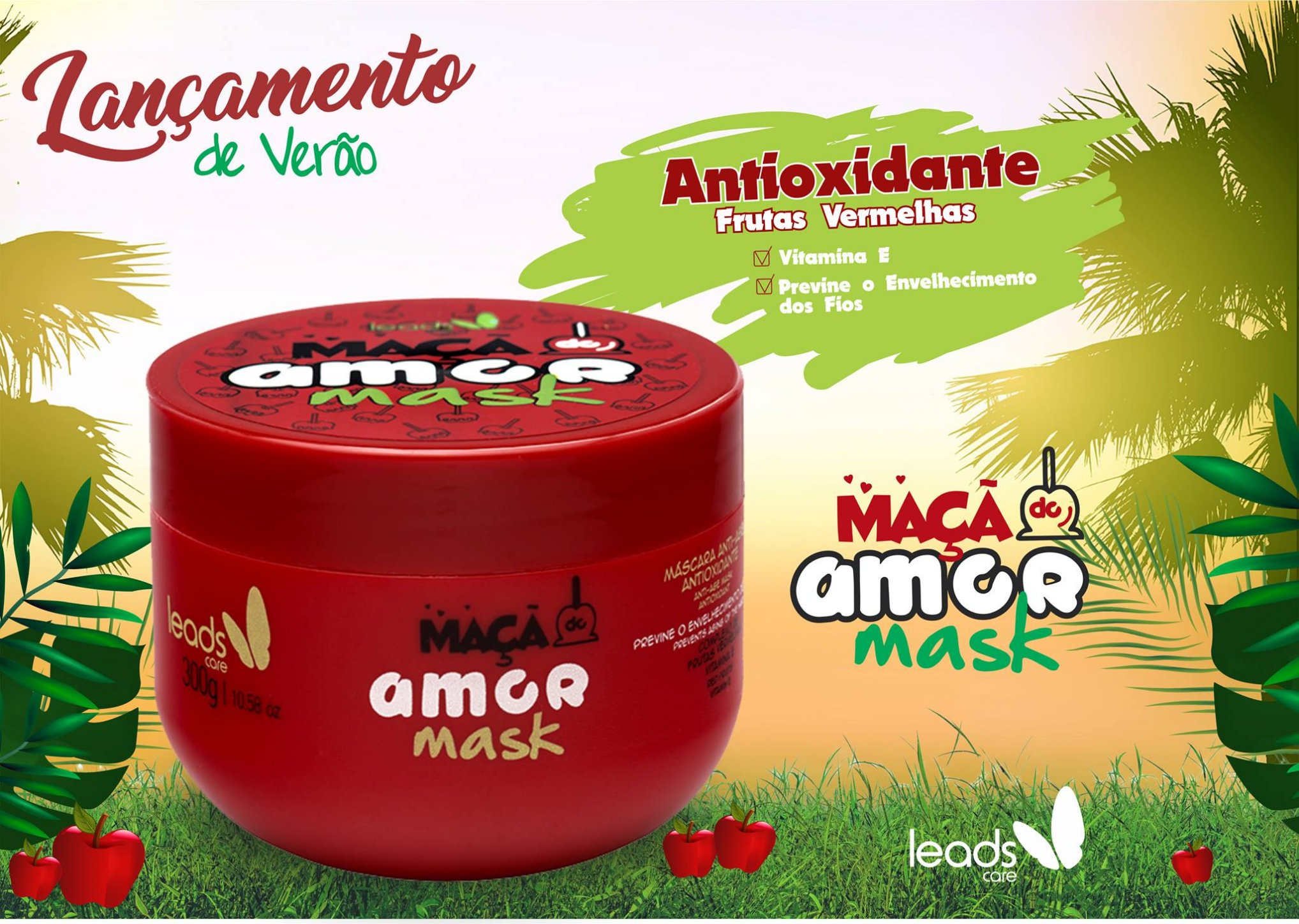Maça do Amor Mak Leads Care