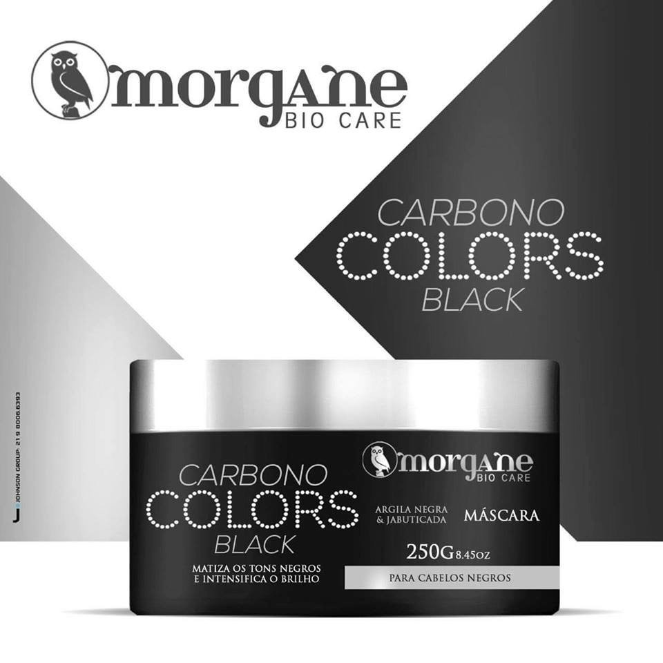 Carbono Colors Black Morgane