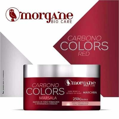 Carbono Colors Red Morgane