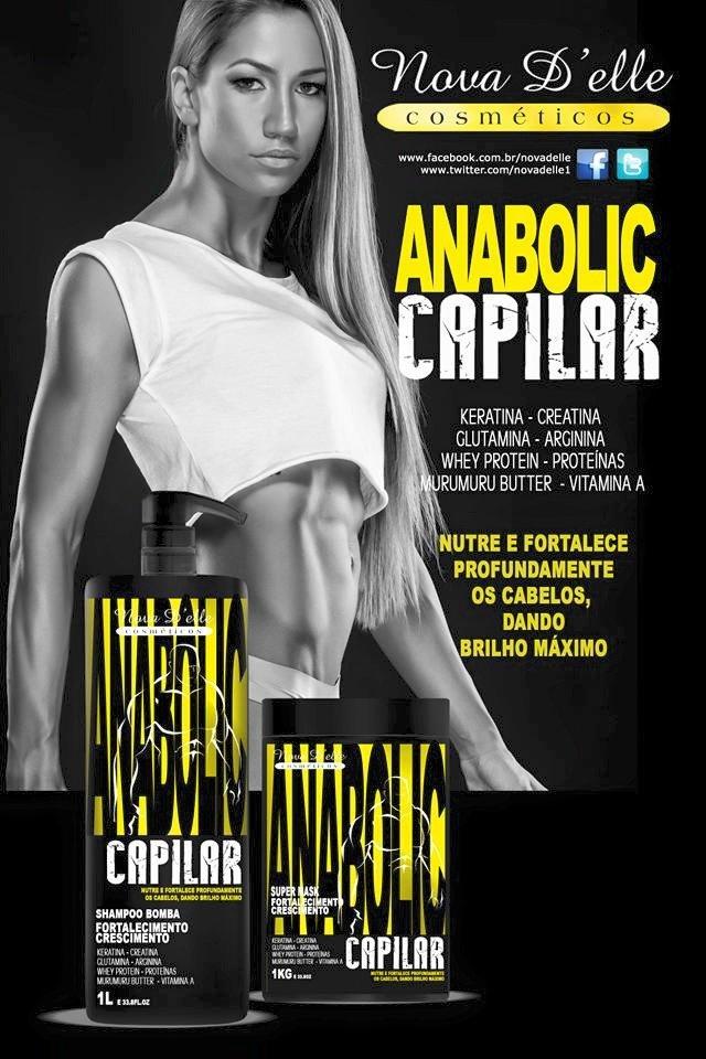 Anabolic Capilar Nova D'elle