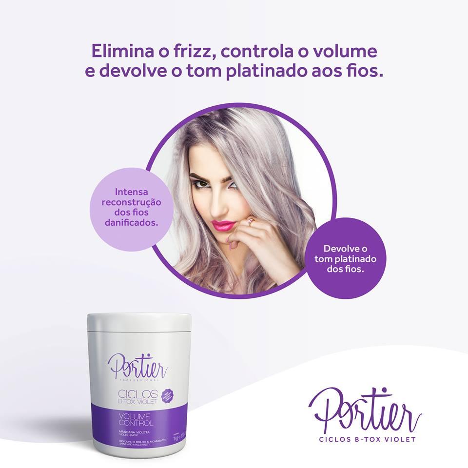 Portier Btox Violet