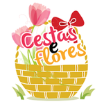Cestas e Flores