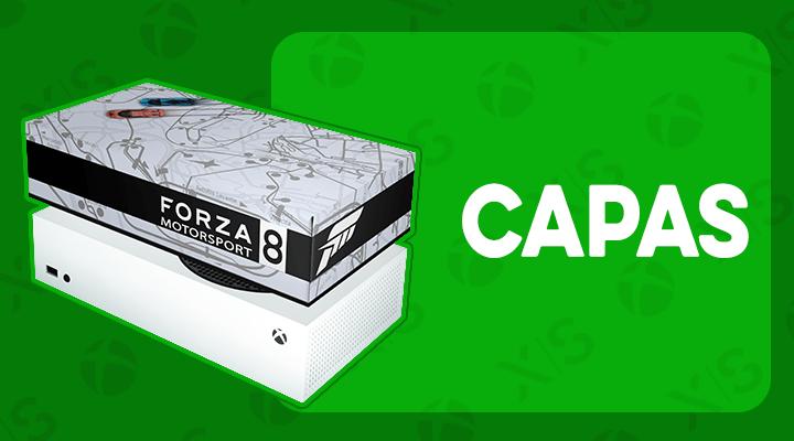 XBOX SERIES S CAPAS