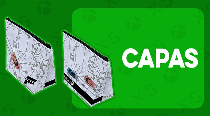 XBOX SERIES S X CONTROLE CAPAS