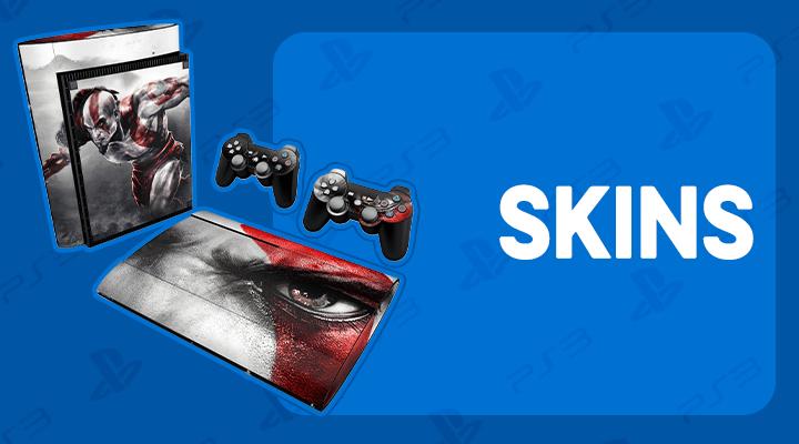 PS3 SUPER SLIM SKINS