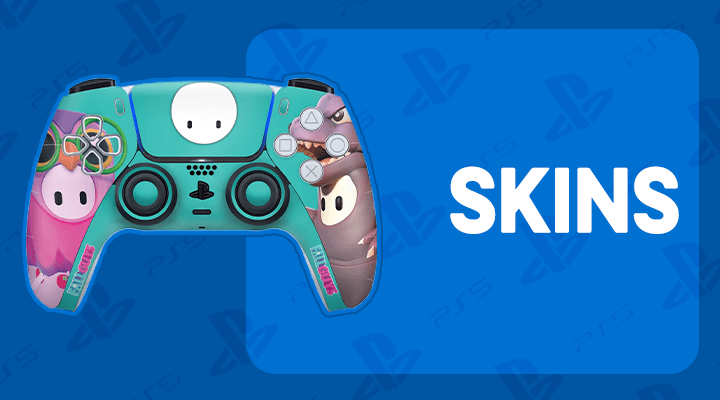 PS5 CONTROLE SKINS