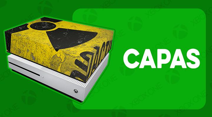 XBOX ONE S SLIM CAPAS
