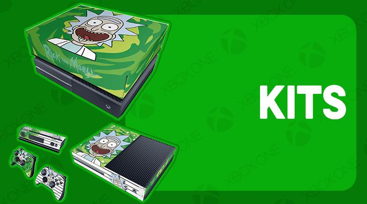 XBOX ONE FAT KITS