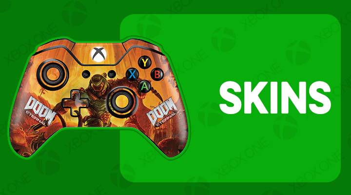 XBOX ONE FAT CONTROLE SKINS