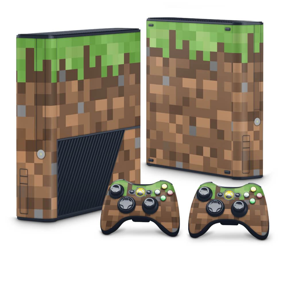Xbox 9 Slim Skin - Minecraft