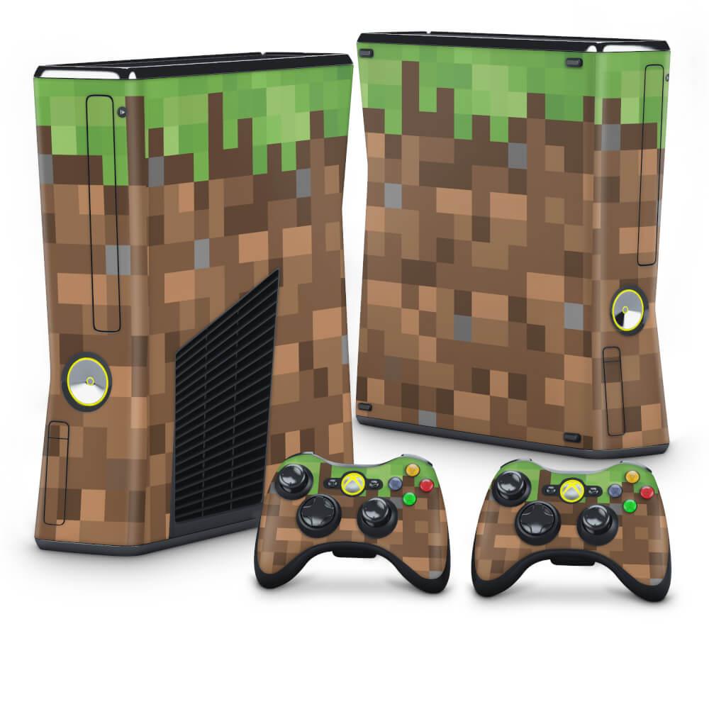 Xbox 12 Super Slim Skin - Minecraft