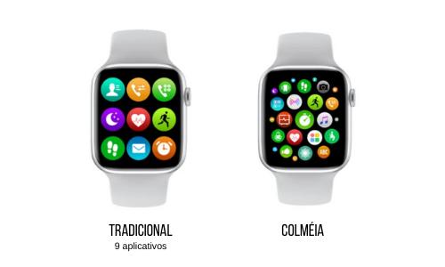 Relógio Inteligente Smartwatch Iwo W26 Série 6 Iwo 12 Lite 44mm Preto -  Essencialíssimo Shop - Suas Compras Essenciais