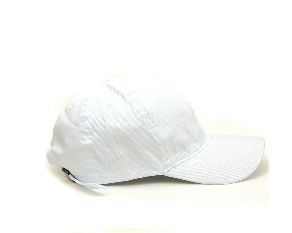 Boné aba curva branco liso - Rich   Young 8ee7646b1a1