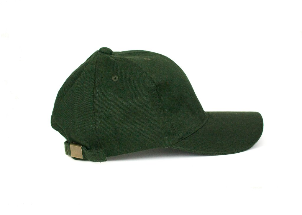3a6e0e33f3d3e Boné Dad Hat Aba Curva Torta Barato promoção Verde - Rich   Young