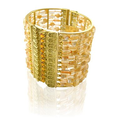 bracelete de-ouro feminino