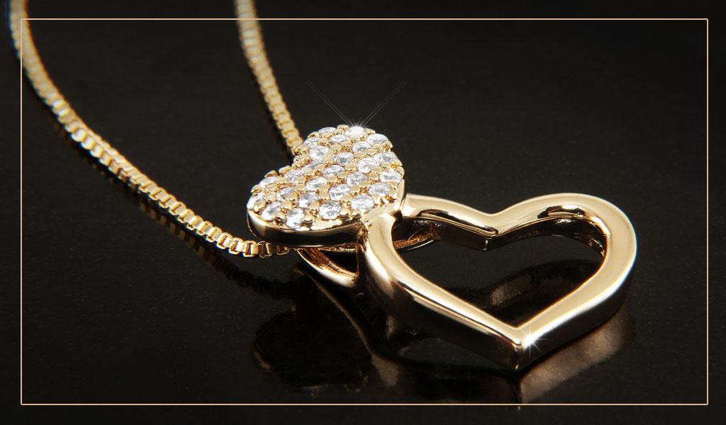 brinco de ouro feminino