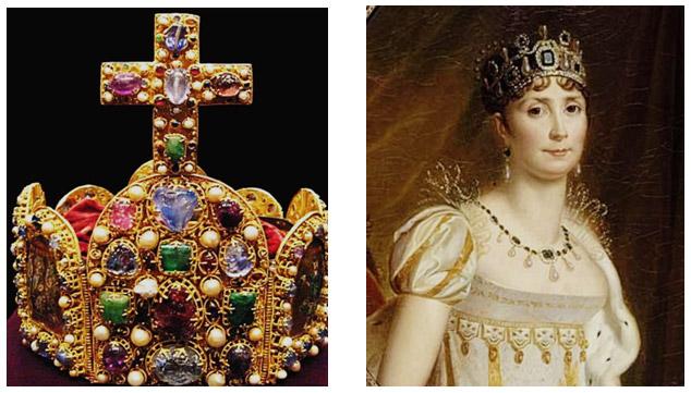 joias da imperatriz