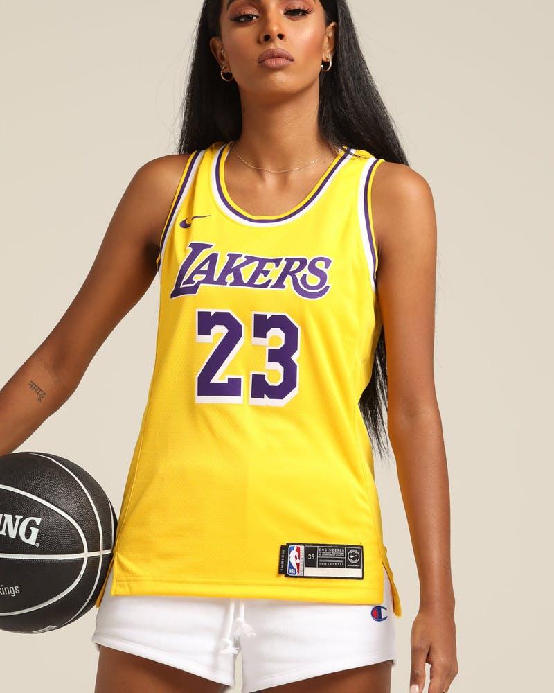 Regata-NBA-Nike-Los-Angeles-Lakers-Swingman-Feminina