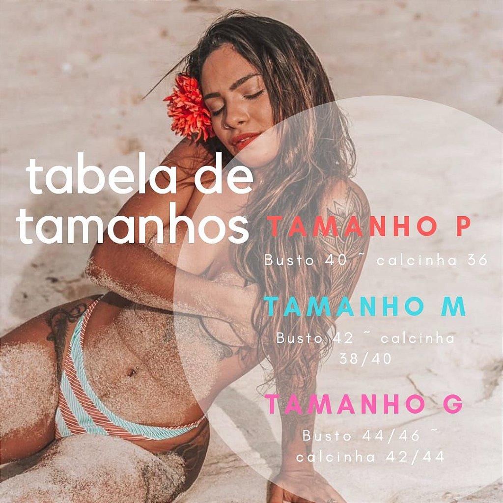 ad2931f66 Calcinha Itacaré onça - Biquinis Flor do Brasil