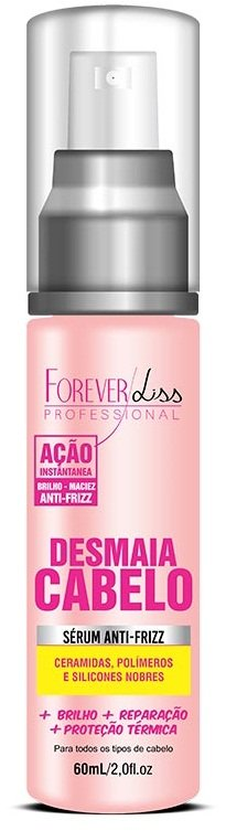 Desmaia Cabelo Serum Anti-Frizz Forever Liss - 60ml