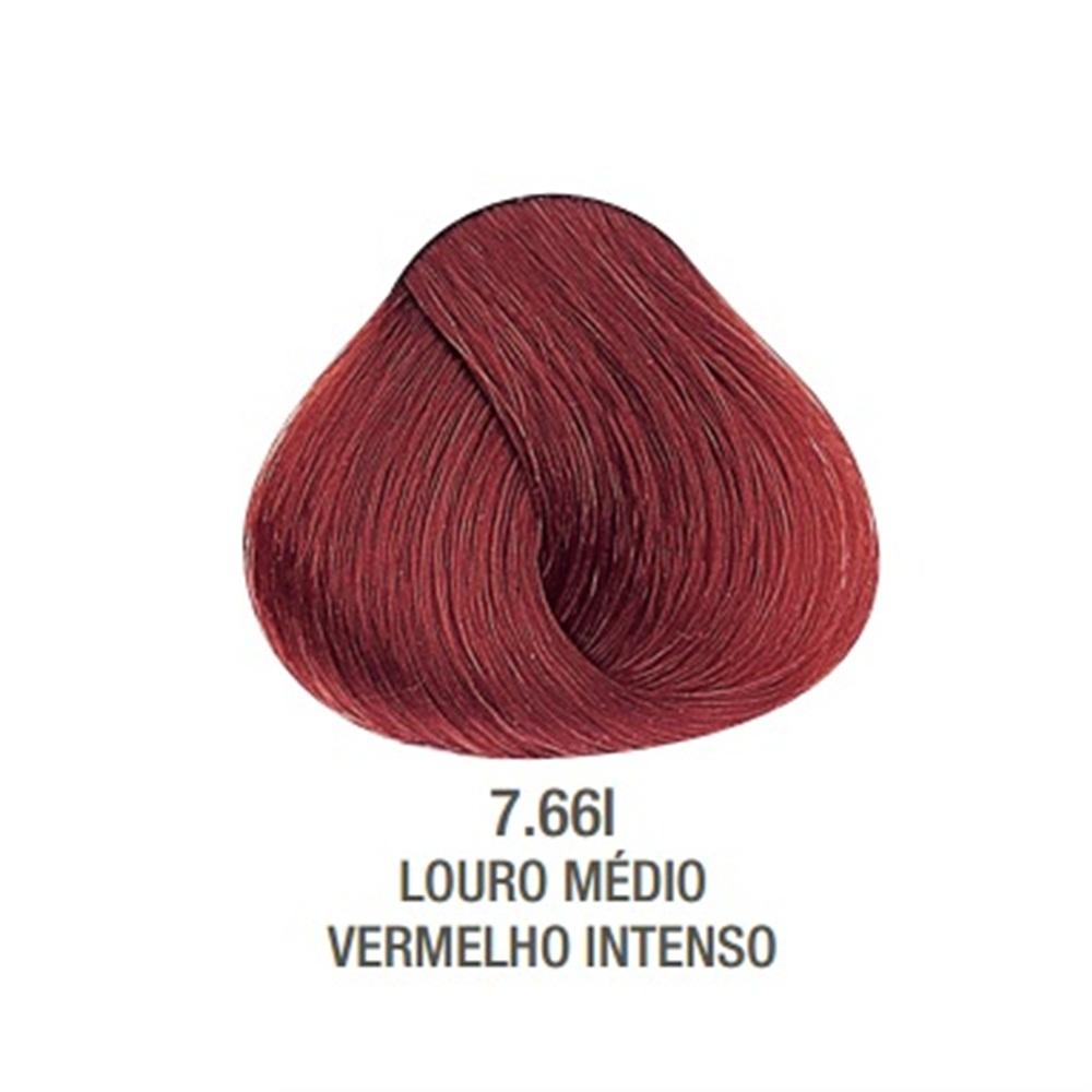 Alfaparf Coloração 7.66l - Louro Médio Vermelho Intenso - 60ml