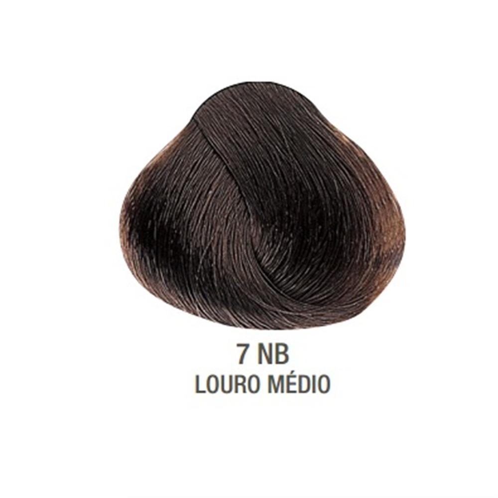 Alfaparf Tintura Creme 7NB Louro Médio Evolution
