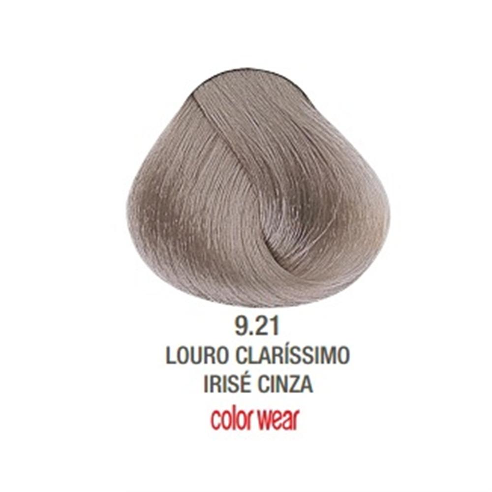 Alfaparf Tonalizante Color Wear 9.21 Louro Claríssimo Irisé Cinza