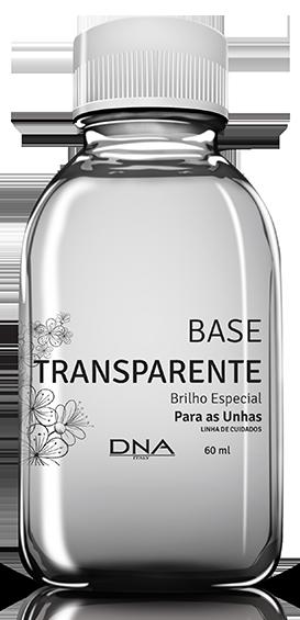 Base Transparente Para Unhas DNA Italy - 60ml