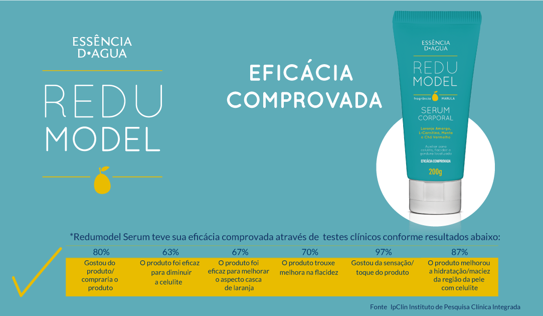 Serum Corporal Redumodel Essencia D'agua 200g