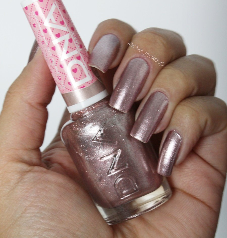 Esmalte DNA Italy Ouro Rosa Romantic - Perolado 10ml