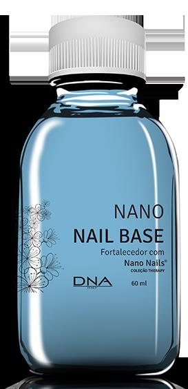 Base Fortalecedora Nano Nail DNA Italy - 60ml