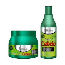 Kit Fitoterápico Cresce Cabelo Forever Liss