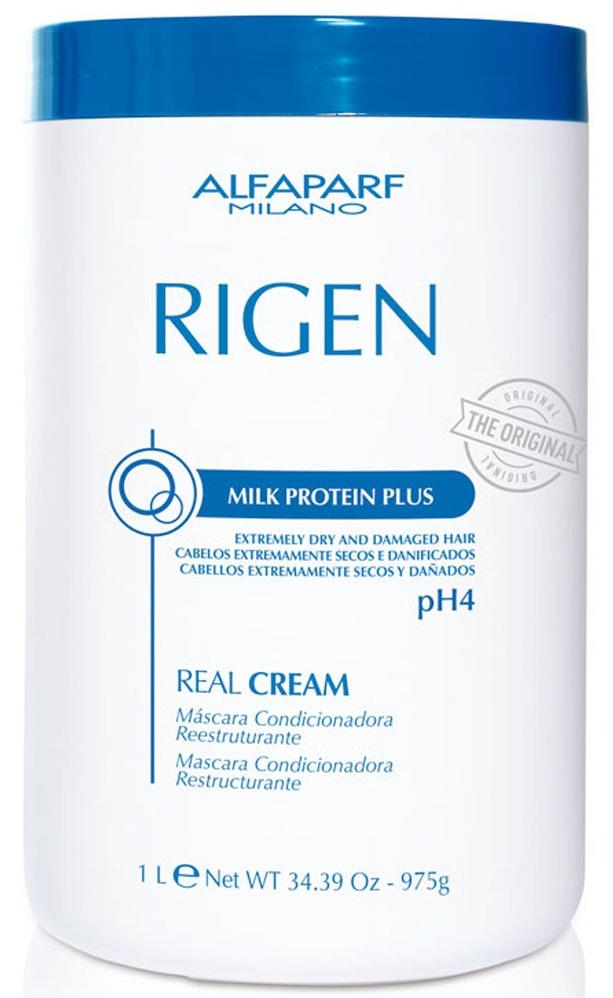Máscara Capilar Rigen Real Cream Alfaparf pH4