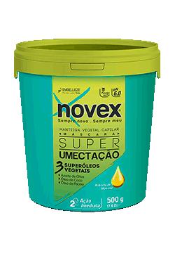 Máscara Capilar Novex Super Umectação - 500g