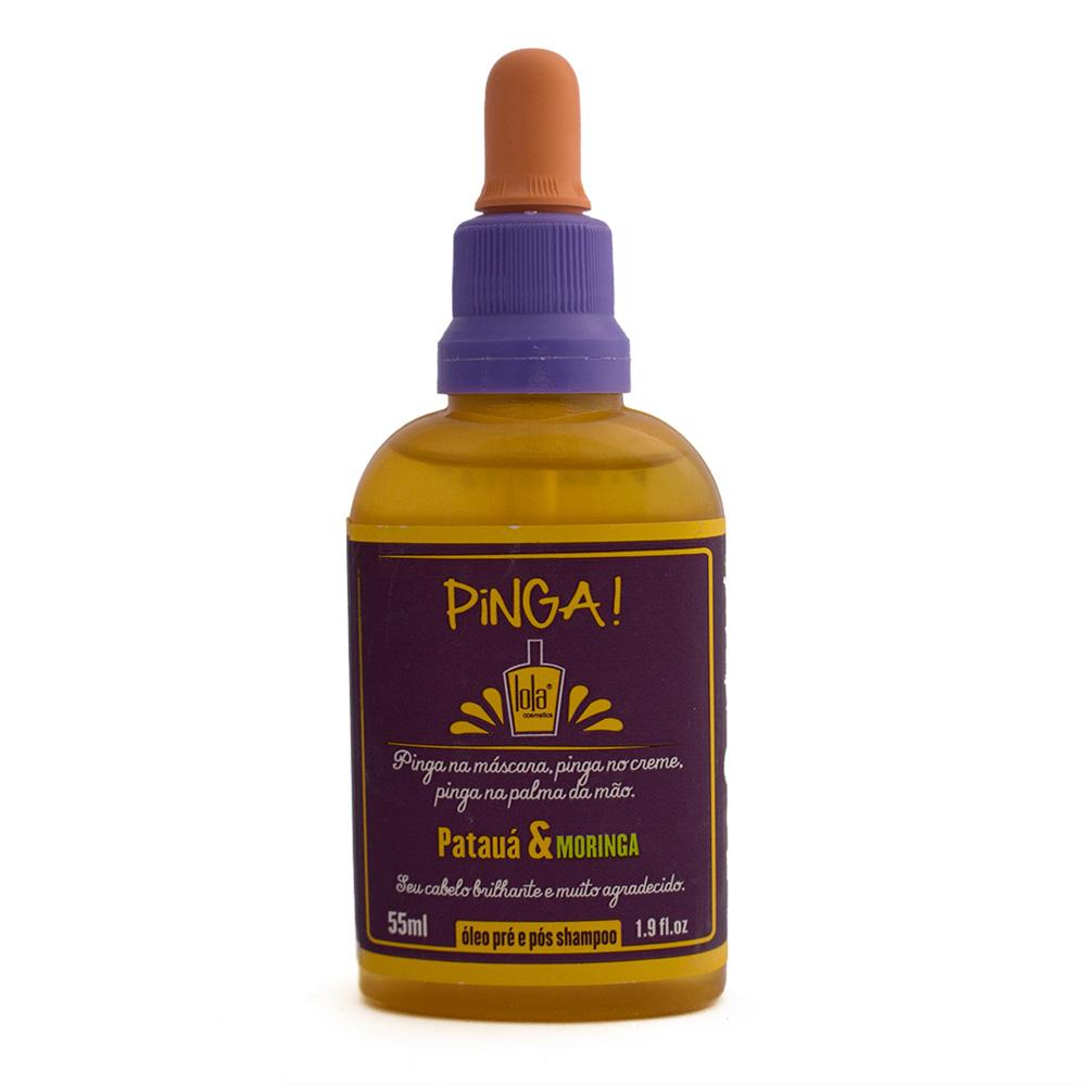 Lola Cosmetics Pinga! Patauá & Moringa - 55ml