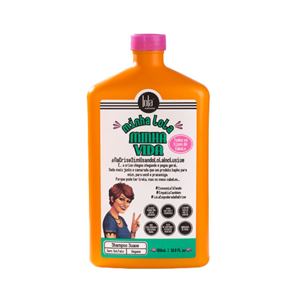 Shampoo Minha Lola, Minha Vida Lola Cosmetics - 500ml