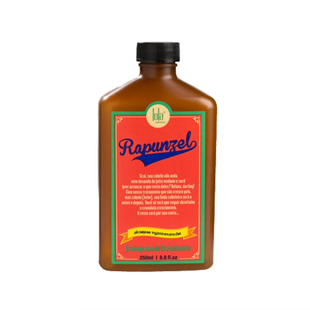 Shampoo Rapunzel Lola Rejuvenescedor - 230ml