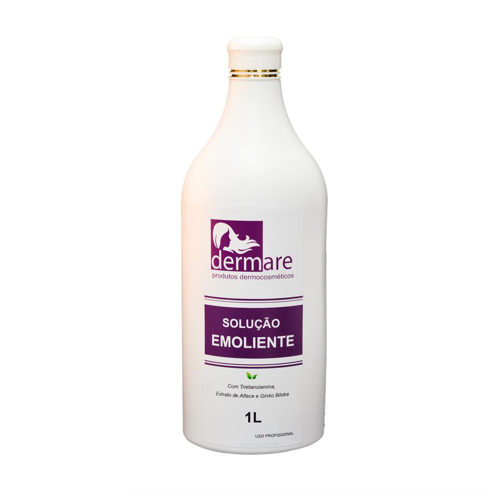 Solução Emoliente Dermare com Trietanolamina - 1L