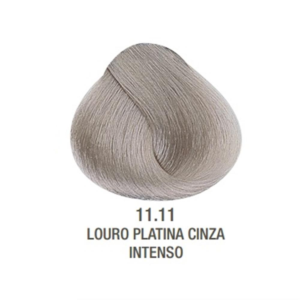 Tintura Alfaparf Evolution 11.11 - Louro Platina Cinza Intenso