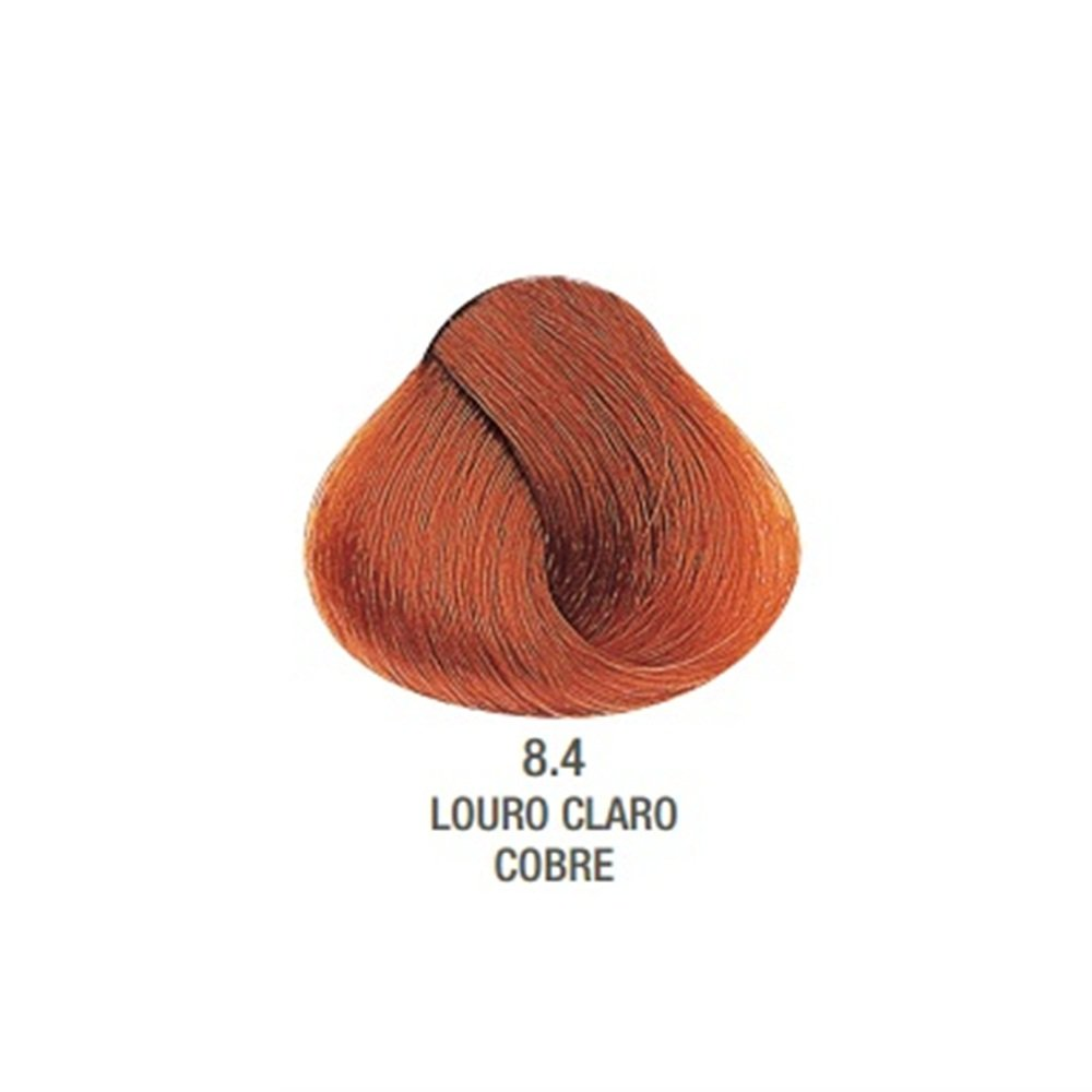 Tintura Creme Louro Claro Cobre Evolution Alfaparf - 60ml