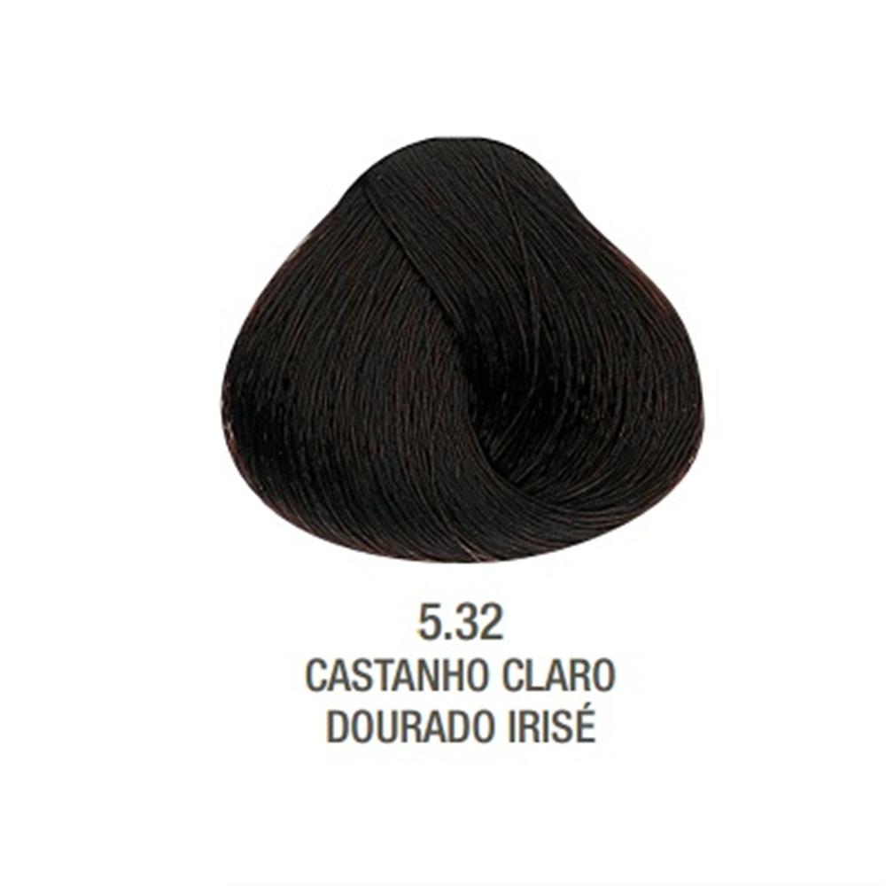 Tintura Evolution Alfaparf 5.32 Castanho Claro Dourado Irisé