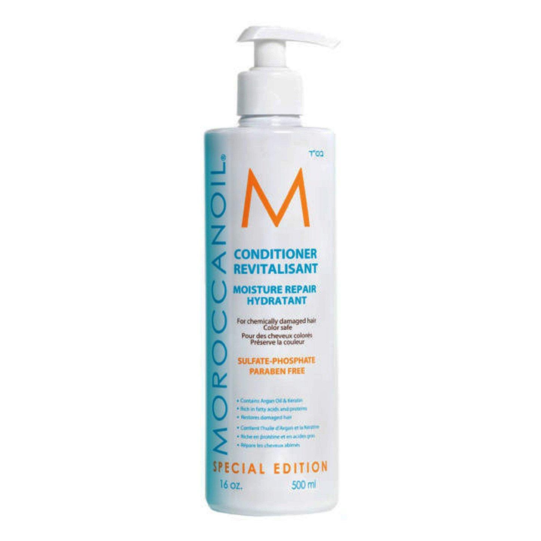01 Condicionador Hidratante Moroccanoil Moisture Repair - 500ml