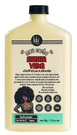 Meu Cacho Minha Vida Condicionador 500ml - Lola Cosmetics